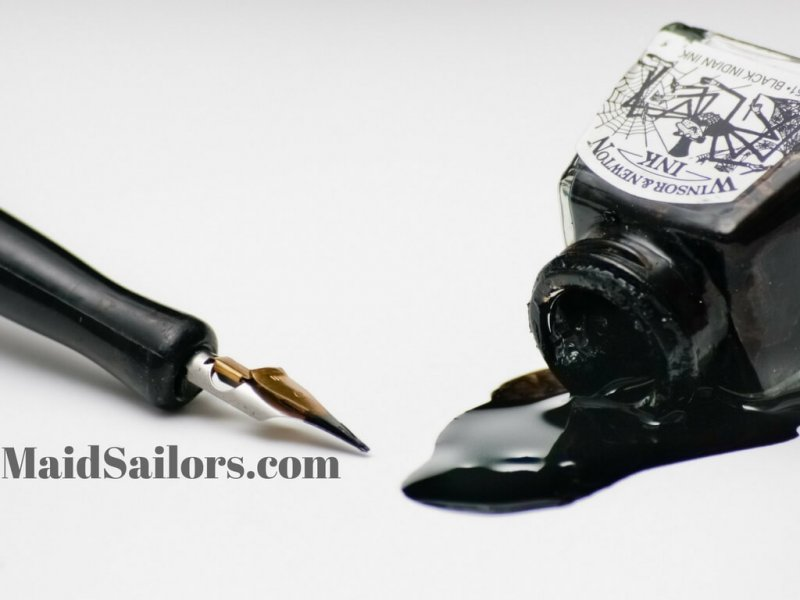 How To Remove Ink From Leather >> How To Remove Ink Stains From Clothing Maid Sailors