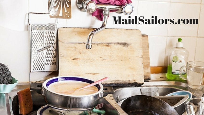 How to Clean Your Kitchen - The Guide | Maid Sailors