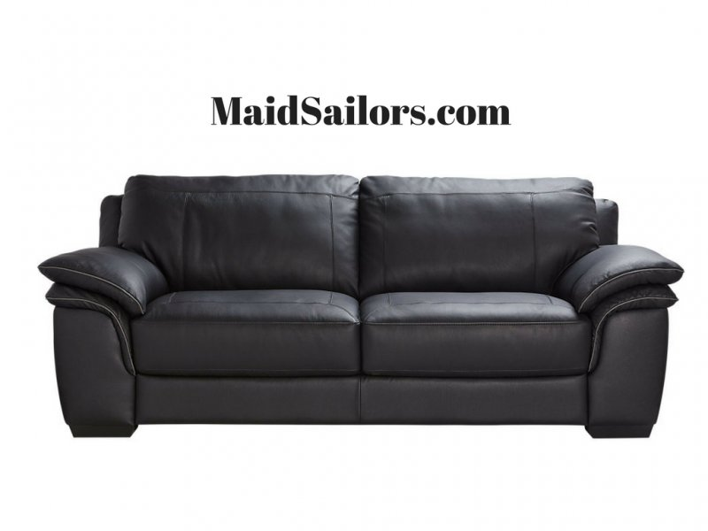 How to Maintain & Clean Your Leather Couch | Maid Sailors