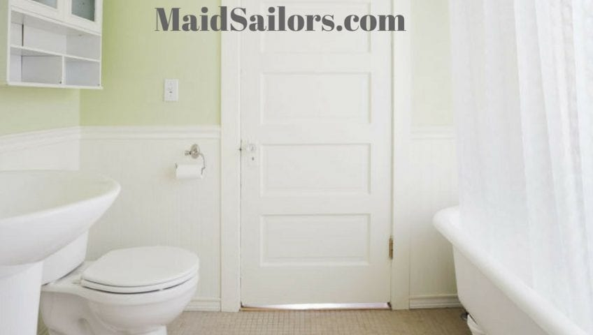 Deep Cleaning Your Bathroom Maid Sailors - Deep cleaning bathroom