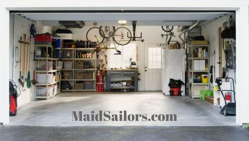 Blog Maid Sailors Cleaning Tips How To Organize Your Garage