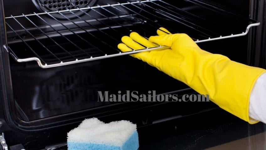Tips On Using Your Self Cleaning Oven Maid Sailors