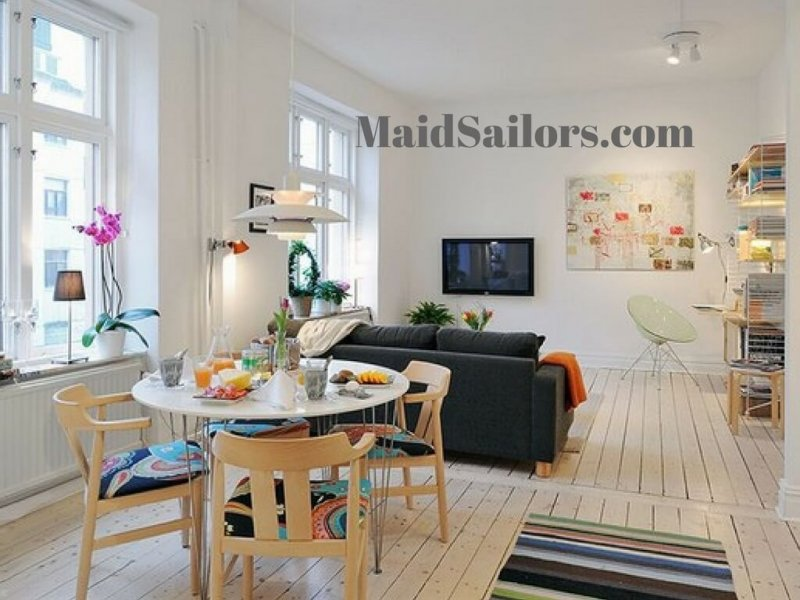 6 Easy Steps To Manage Your Small Apartment | Maid Sailors