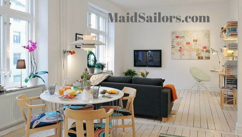 6 Easy Steps To Manage Your Small Apartment