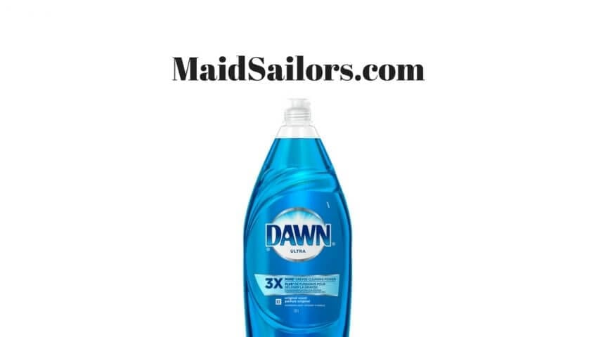 8 Ingenious Ways to Use Dawn Dish Soap | Maid Sailors