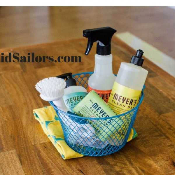 Cleaning Supplies That Make Good Gifts Maid Sailors