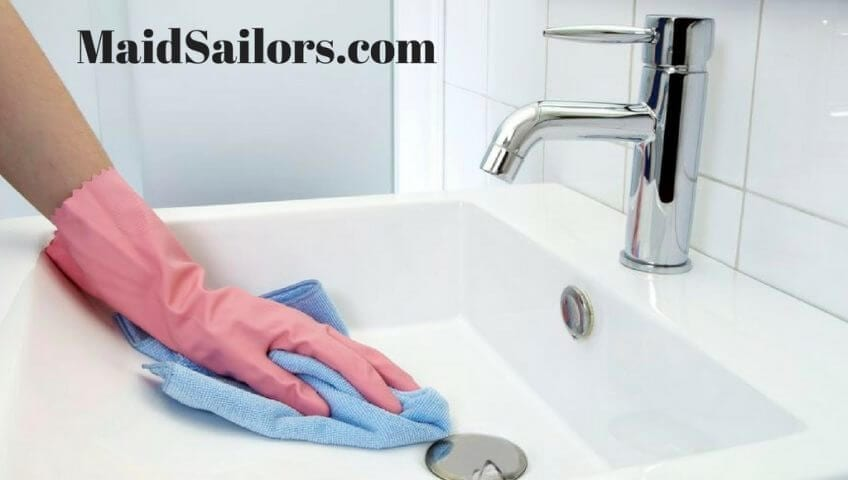 Removing Rust From Tubs, Toilets, and Sinks | Maid Sailors