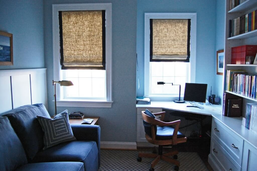 How to create space in your office for a guest room maid - Small guest room ideas ...